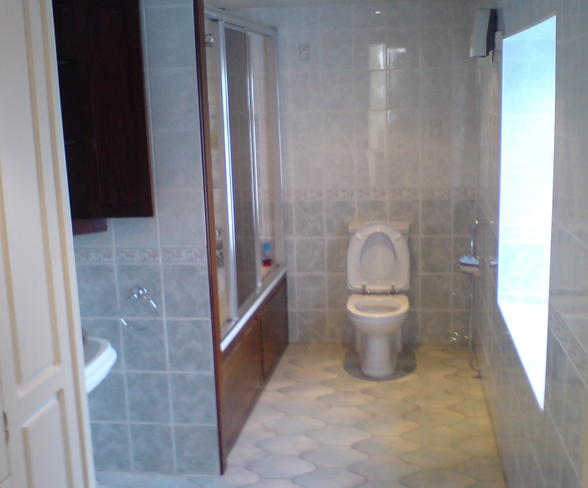 Bathroom installation belfast jr groves for Bathrooms n ireland