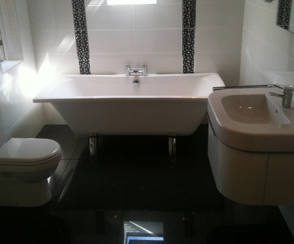 Bathroom design belfast jr groves for Bathrooms n ireland