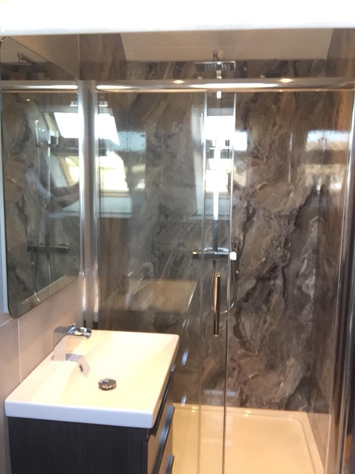 Portfolio Of Bathroom Design And Installation Northern